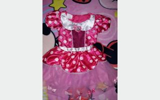 Rochita Minnie Mouse