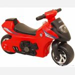 Motocicleta pentru copii Super Power Baby Mix Red