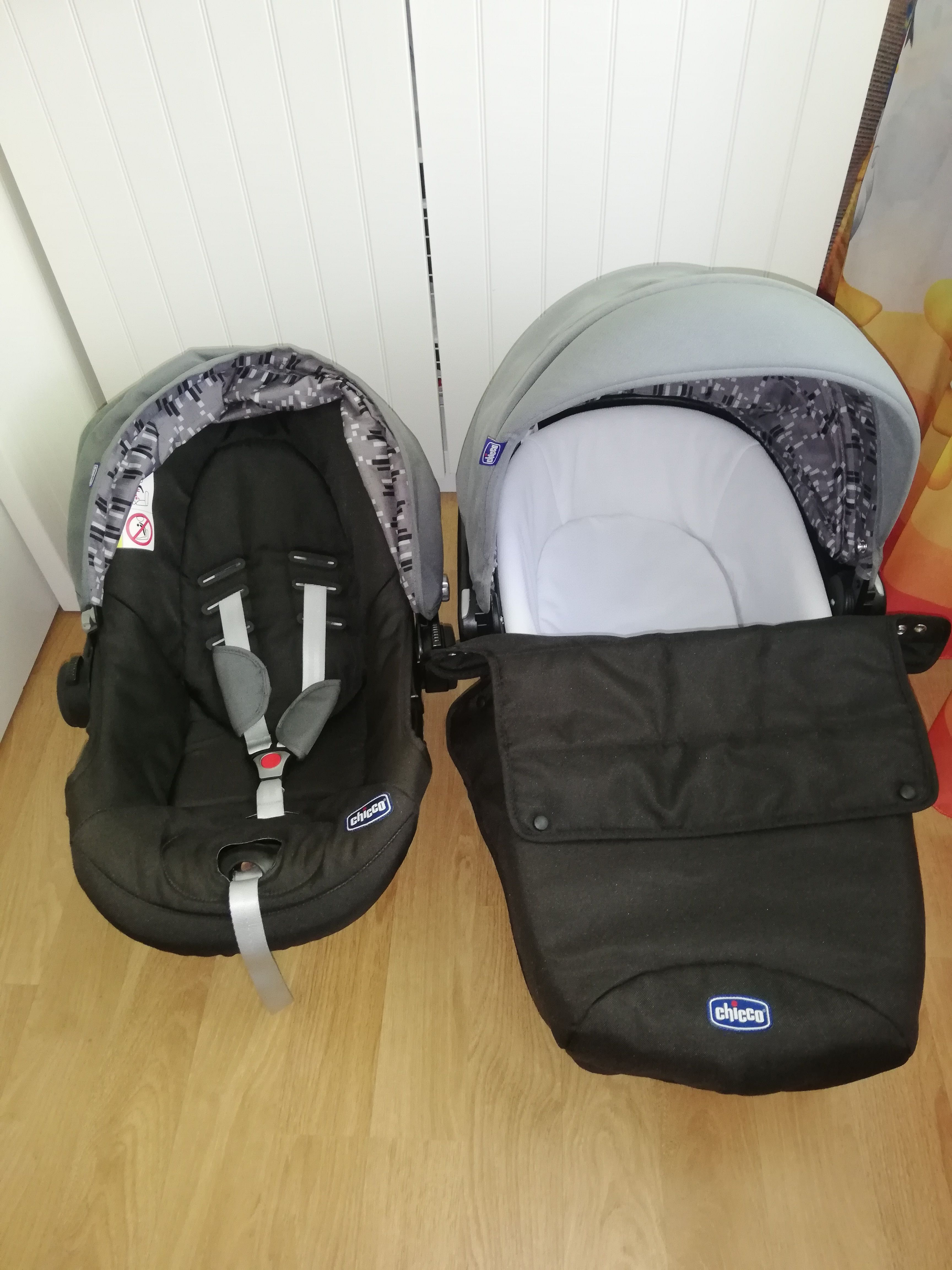 Vand carucior Chicco 3 in 1